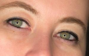 ringlight Vera eyes