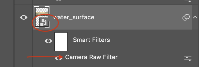 Smart Object Icon